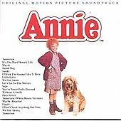 ANNIE - The Musical Original Film Movie Soundtrack CD NEW