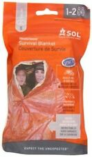 Adventure Medical Kits Sol Survival Blanket Two Person 95ml