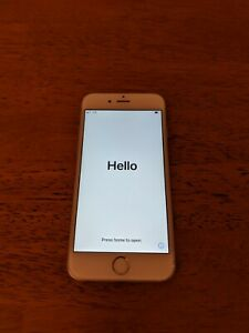 Apple iPhone 6s 64GB Silver (Unlocked) A1633 (CDMA + GSM) INTERNATIONAL SHIPPING