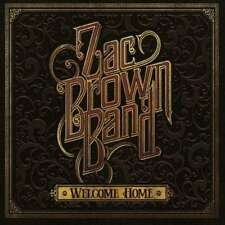 Zac Brown Band - Welcome Home NEW CD