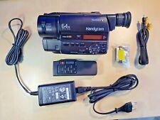 Sony Handycam CCD-TR412E  Video8 XR PAL ottime condizioni ideale per travasi