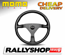 Momo Monte Carlo 350mm Steering Wheel  CHEAP DELIVERY WORLDWIDE!! (Race,Tuning)