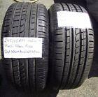 245/55 R 17-102W PIRELLI PZERO ROSSO SOMMEREIFEN 7-8mm 2 STÜCK BMW 7er S-KLASSE