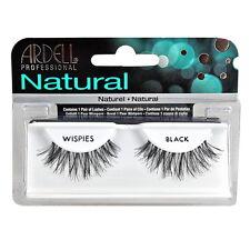 2 Pairs x Ardell Natural Lashes #Wispie False Eyelashes Fake Lash Eyelash Black
