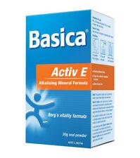 Bio Practica Basica Activ Active E 300g ( alkalising mineral powder ) IN STOCK