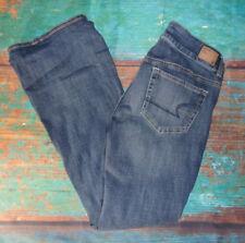 American Eagle ARTIST Distressed WOMAN'S Size 6 L30 STRETCH Denim Jeans