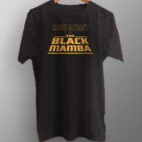 9ffd6d90561 Kobe Bryant - Black Mamba Out T-shirt MambaDay Tribute Tshirt on ...