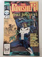 THE PUNISHER WAR JOURNAL #20-28 (1990) MARVEL COMICS FULL RUN OF 9 ISSUES!
