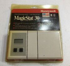 Honeywell Magicstat 30 Programmable Heating Cooling Thermostat vintage