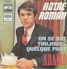 """Pop Vinyl-Schallplatten (1960er) aus Frankreich mit Single 7"""" - Plattengröße"""