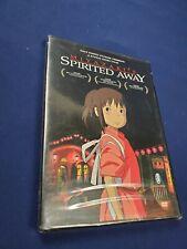 Spirited Away by Hayao Miyazaki sealed Dvd