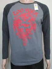 Zoo York Unbreakable Long-Sleeved Graphic T-Shirt Small (S) New with Tags
