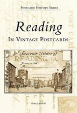 Reading in Vintage Postcards  (PA)   (Postcard History Series)