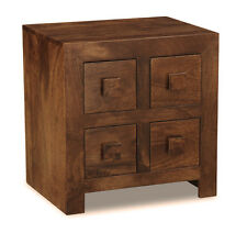 DAKOTA FURNITURE 4 DRAWER STORAGE CHEST (26N)