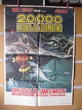 A686 20000 LEGUAS DE VIAJE SUBMARINO WALT DISNEY JULIO VERNE