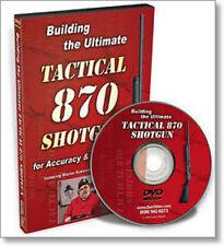 Building the Ultimate Tactical 870 Shotgun (DVD) / Guns