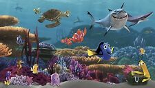 Disney Finding Nemo Dory Wall Mural Prepasted Wallpaper Bedroom 10.5' x 6' Decor