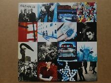 U2 Achtung Baby 33T LP original banned sleeve adam cover U28 510347-1 + insert