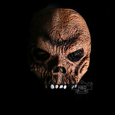 Halloween Latex Mask Party Fancy Costumes Deluxe Carnival Haunted House Dress