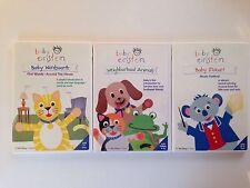 BABY EINSTEIN Lot Of 3 DVDs