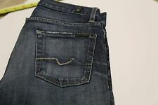 7 For All Mankind Standard Men Jeans in Blue 28 x 29