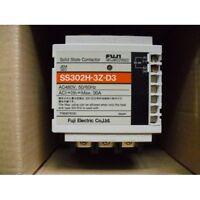 Contactor SS302H-3Z-D3 Fuji 480VAC Control: 5-24VDC SS302H3ZD3