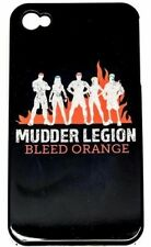 Tough Mudder Legion Bleed Orange Cell Smart Phone 4/4S Case Protect Skin Cover