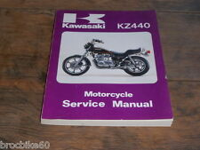 MANUEL REVUE TECHNIQUE D ATELIER KAWASAKI KZ 440 450 Z Bi 1980-82 Service Manual