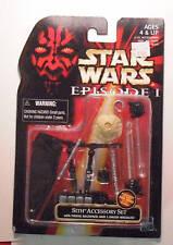 Star Wars Potf Sith Accesory Set 1998 Moc Tough!