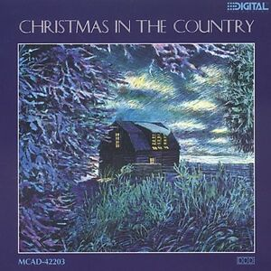 Christmas In The Cou (1988, CD NEUF)
