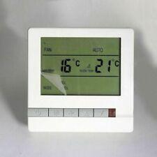 Digital Thermostat Raumthermostat Fußbodenheizung Wandheizung LED weiß