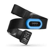 Garmin HRM - Tri Heart Rate Monitor Strap, Chest Strap - Black/Blue (A)
