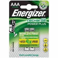 Pile rechargeable AAA Energizer LR03 HR03 700mAh lot de 2 piles 700 mAh