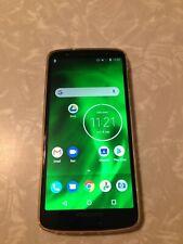Motorola G6 32GB Smartphone (Universal Unlocked) - Blue