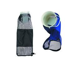 Lobster Inn Deluxe Mesh Game Bag for Scuba, Freediving Black BG0801