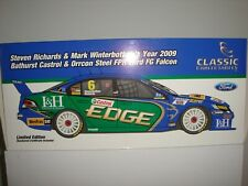 #1:18 STEVEN RICHARDS MARK WINTERBOTTOM YEAR 2009