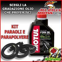 Kit Revisión Horquilla Retenes Polvo Aceite Kawasaki Kle 650 Versys 2008