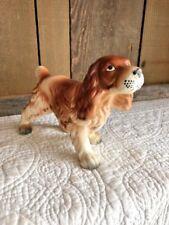 Vintage Japan Cocker Springer Spaniel Porcelain Ceramic Dog Figurine Standing