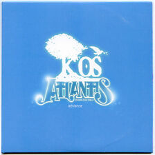 K-OS Atlantis Hymns For Disco advance promo 2006 CD Kevin Brereton 13 Tracks