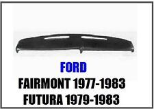 Ford Fairmont 77 78 79 80 81 82 83 Futura 79 80 81 82 83 Dash Cap Cover Overlay