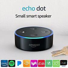 Amazon - Echo Dot (3rd Gen) - Smart Speaker with Alexa - Black