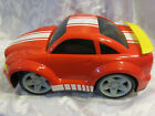 """Bruin Toys R US 27 MHZ 12"""" Large Red Car w/o Remote Toy"""