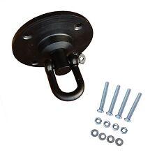 Ard Basic Black Nickel Plated Ball Bearing Steel Swivel Speed Ball Boxing Mma