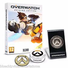 Overwatch Origins Edition Exclusive To Amazon.co.uk PC DVD Import UK Unopened