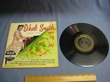 Ethel Smith Souvenir Album DL 5016 10""