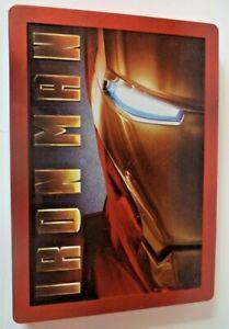 DVD  Iron Man Steelbook
