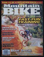 Mountain Bike Magazine (Oct 2001) Freeride, Downhill, Xc, bicycle racing