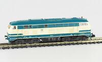 FLEISCHMANN 7233 Spur N Diesellok BR 210 004-8, DB, Epoche IV, lesen!