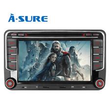 DVD Player GPS Bluetooth USB FM Autoradio für VW Touran Polo Skoda Octavia Navi