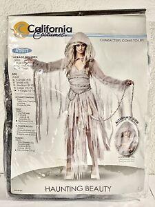 Haunting Beauty Ghost Adult Women's Costume California Costume SZ X-Large 12-14